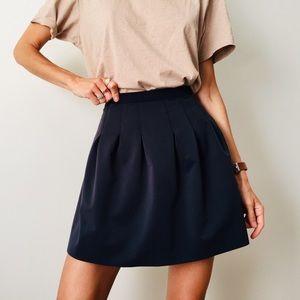 Rare Lululemon Lab Future Varsity Skirt Black